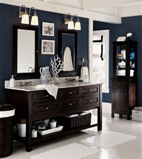Masculine Bathroom Decor by Designer Tips Masculine Bathroom Design