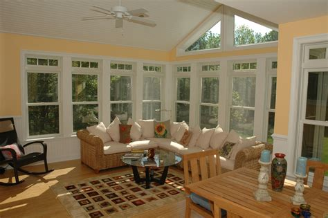 design sunroom three season room bead board windows to match