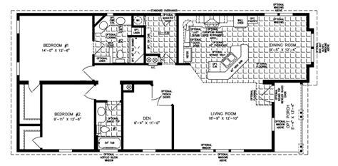 the t n r model tnr 46811w manufactured homes floor plans the t n r model tnr