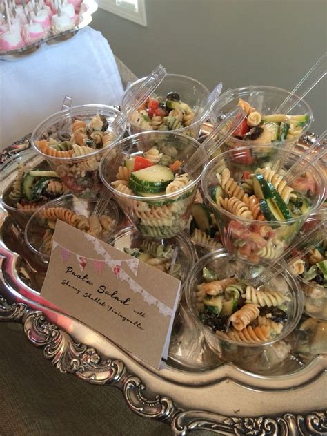 Baby Shower Pasta Salad by 108 Best Baby Shower Ideas Images On Shower