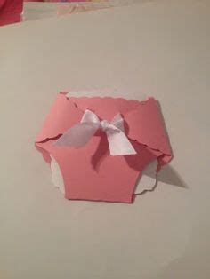 How To Make Paper Diapers For Baby Shower - 1000 ideas about invitation template on