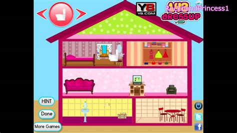 doll house decorating games  psoriasisgurucom