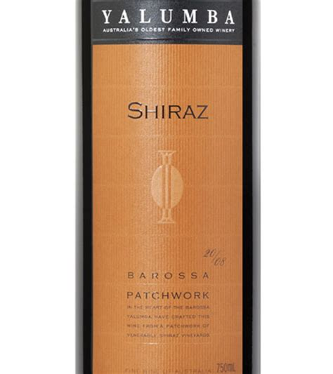 Yalumba Patchwork Shiraz - yalumba patchwork shiraz 2008 expert wine ratings and