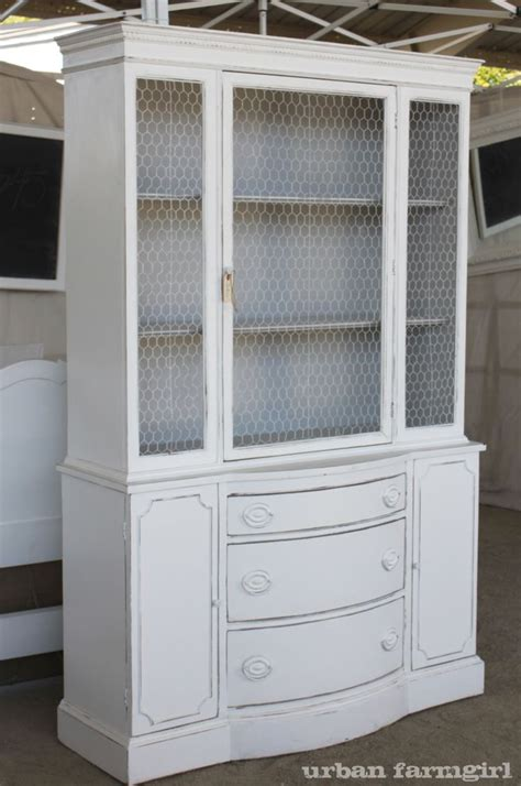 Chicken Wire Cabinets by 17 Best Images About China Cabinet On Town And