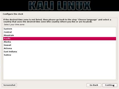 tutorial install kali linux tutorial install kali linux on pc learning hacker