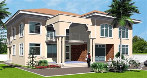 Home Design Plans With Photos In Nigeria ghana house plans africa house plans ghana architects