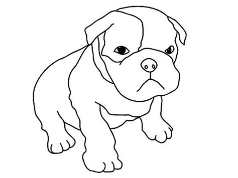 newborn puppies coloring pages baby dog coloring boxer pages grig3 org
