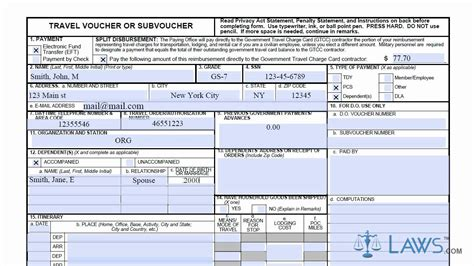 learn how to fill the dd 1351 2 form military travel