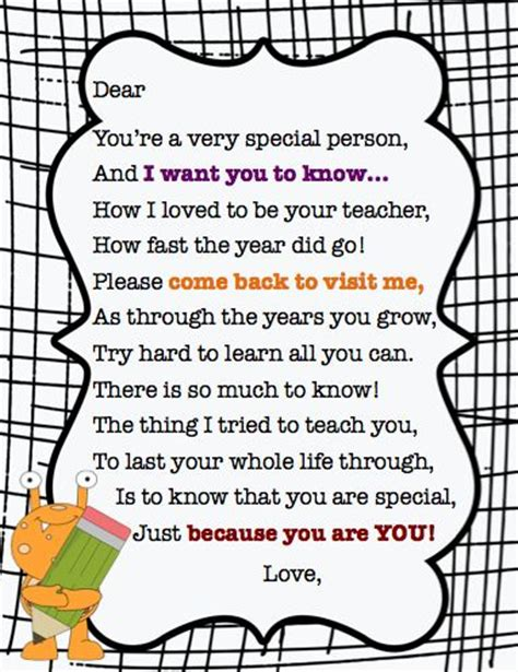 thank you letter to parents end of year 7 best ideas about kindergarten end of the year activities