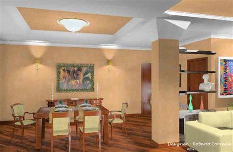 arredamento casa soggiorno pranzo salone progetto