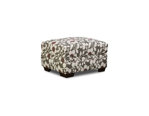 pattern ottoman simmons mulberry floral pattern ottoman