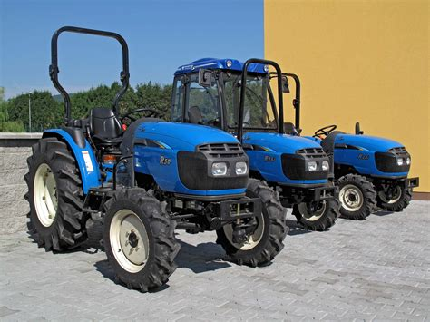 traktory ls tractor řady r a ri