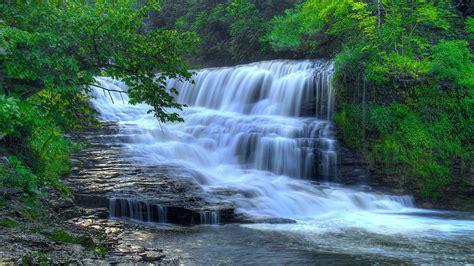 beautiful waterfalls beautiful waterfall wallpaper 28998
