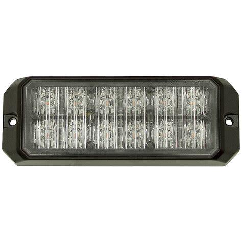 Led Strobe Light by 5 Quot 12 Led Strobe Light Dc Mobile Equipment Lights