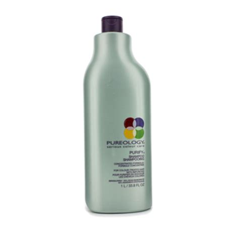 dandruff shoo for colored hair purify shoo for colour treated hair by pureology