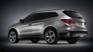 Mpg Hyundai Santa Fe 2016 Hyundai Santa Fe Sport Mpg