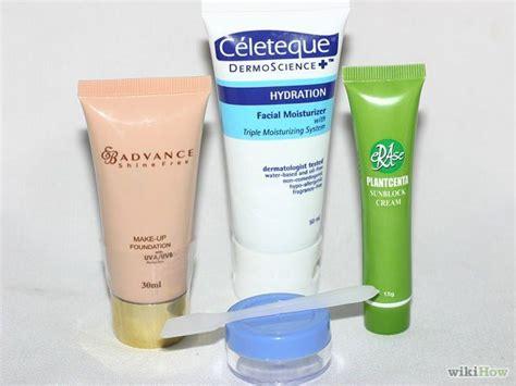 bb cream yang membuat wajah glowing 7 step mudah demi membuat bb cream sendiri yang pas dengan