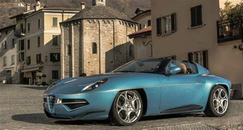 alfa romeo disco volante alfa romeo disco volante spider the awesomer