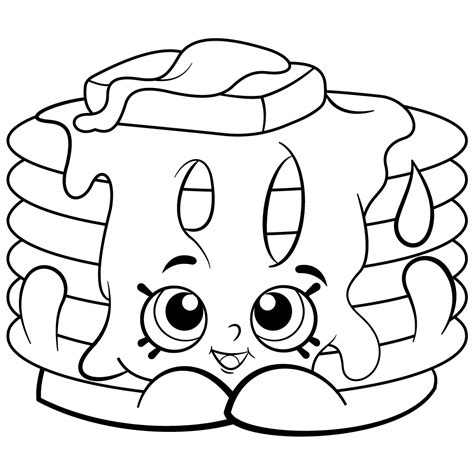free coloring pages printable best of free printable shopkins coloring pages collection