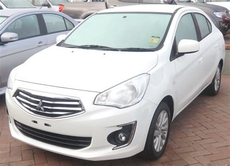 mitsubishi mirage sedan 2015 file 2015 mitsubishi mirage la my15 ls sedan