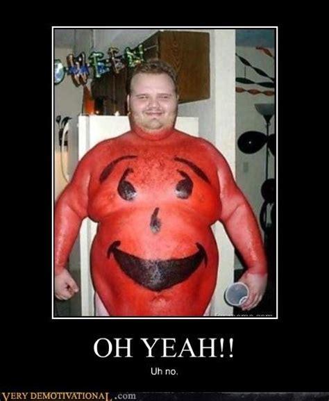 Oh Yeah Kool Aid Meme - kool aid man is gross very demotivational funnies