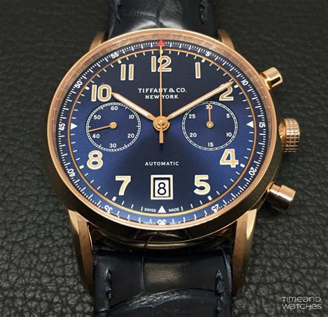 how much are tiffany ls reviewing the tiffany ct60 chronograph the best swiss