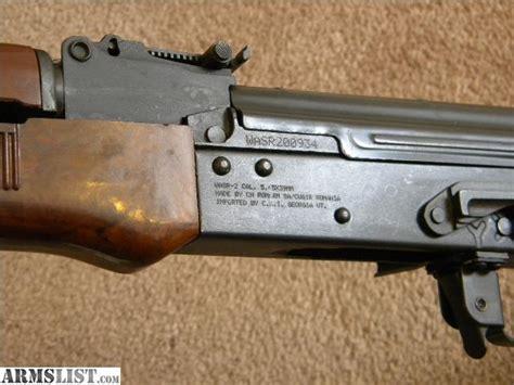 armslist for sale ak74 ak 74 5 45x39 w east