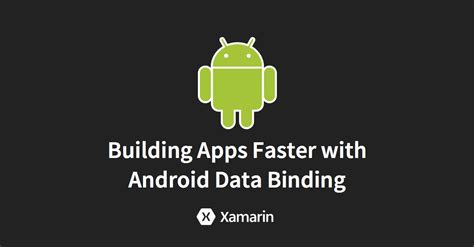 building android apps how to building android apps with mvvm and data binding