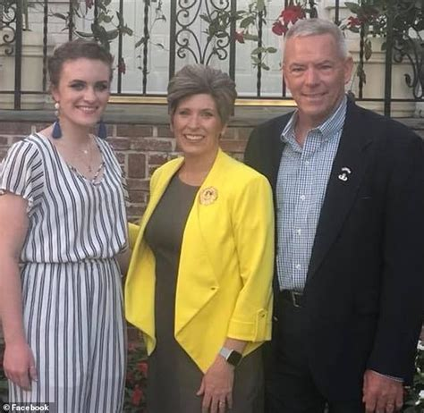 Husband of Iowa Senator Joni Ernst claims she had 'affair