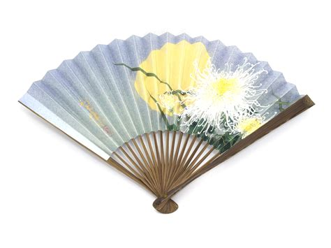 Beautiful Master Bedrooms Japanese Folding Fans Chrysanthemums Amp Moon Products