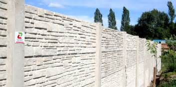 sichtschutz garten steinoptik beton sichtschutz z 228 une zaunteam z 228 une und tore