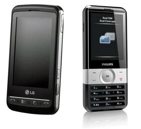 mobile phones dual sim dual sim phones aplenty