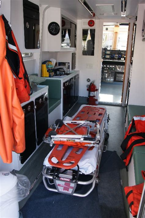 boat ambulance manufacturers portland me fire boats
