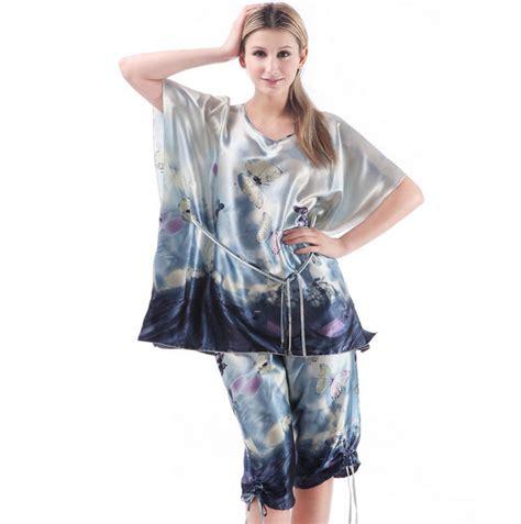 Sanbonnet Shortpants Pajamas sale summer pyjamas set nightwear set sleep longue pajamas