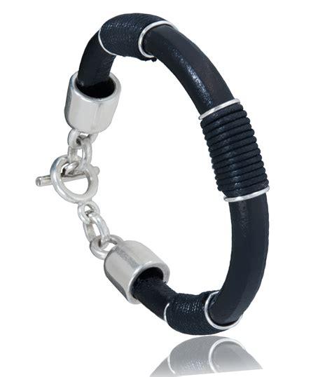 Napoli Brown Black Bracelet Viooca bracelet homme cuir noir osaka oclaf bracelet homme