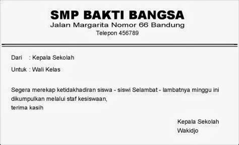 kumpulan contoh surat memo dalam bhs inggris dan indonesia merpati tempur