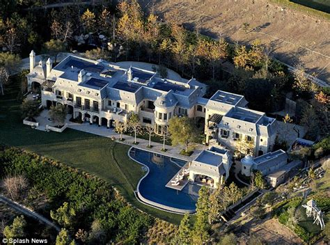 Online Garage Designer dr dre lists his hollywood hills home for 35 million