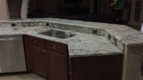 White Springs Granite Countertop by White Springs Granite Countertops Installation Kitchen
