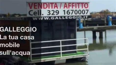 vendo casa mobile usata casa mobile galleggiante