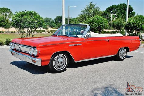 most well equiped 1963 buick skylark convertible in u s
