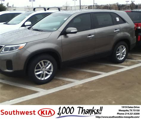 Southwest Kia In Mesquite Southwest Kia Mesquite Congratulations To Wesley Irby On