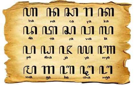 Bahasa Jawa mengenal bahasa jawa