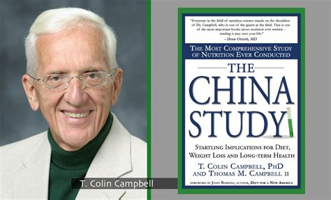 chinese study health education with dr t colin cbell nutrition