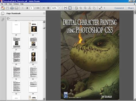 tutorial stencil photoshop cs3 photoshop cs3 digital character painting ebook file
