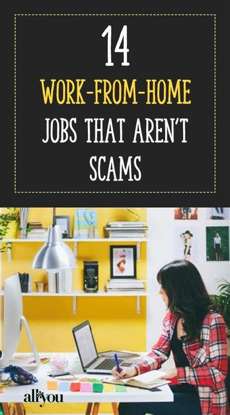 9 Truly Admirable Careers by 14 That Really Pay Work From Home