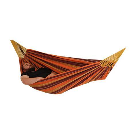 Hammock 2p Orange 1 hammock in purple and orange bho