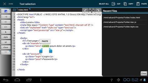 html viewer for android webmaster s html editor android apps on play