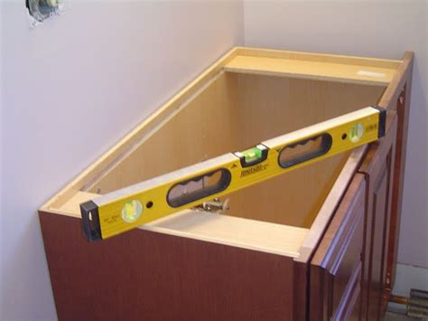 how to install bathroom countertop install a bathroom vanity without a plumber denver