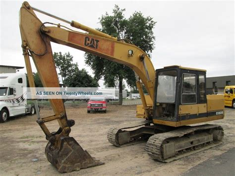 Caterpillar Mitsubishi Safety caterpillar e120b excavator with mitsubishi turbo diesel