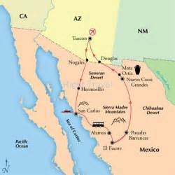 Copper Canyon Mexico Map by Travel United States Tour The Usa American Travel Us